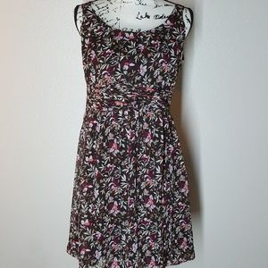 Ann Taylor floral dress New with tags size 8